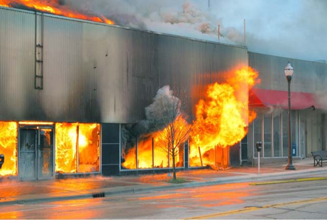 bảo hiểm cháy và các rủi ro đặc biết