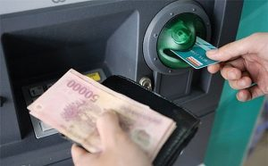 ngân hàng chuyển nhầm tiền