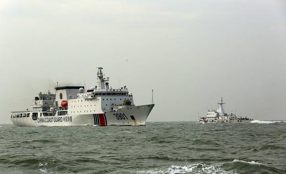 Trung Quốc xâm phạm chủ quyền